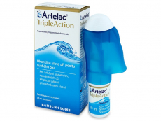 Picături oftalmice Artelac TripleAction 10 ml