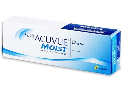1 Day Acuvue Moist (30lentile)