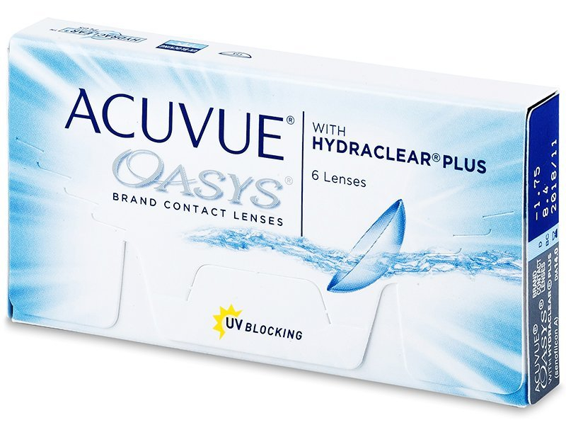 Acuvue Oasys (6lentile)