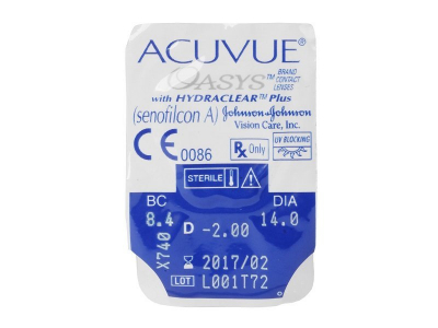 Acuvue Oasys (6 lentile)