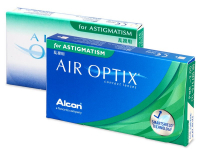 contact-lentile.ro - Lentile de contact - Air Optix for Astigmatism