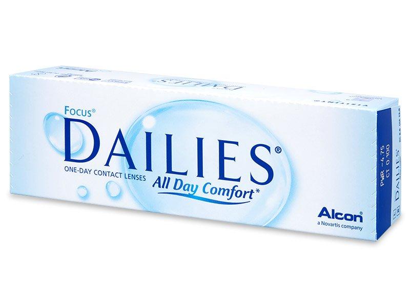 Focus Dailies All Day Comfort (30lentile)
