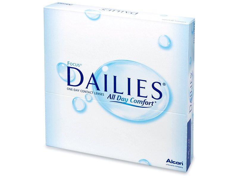 Focus Dailies All Day Comfort (90lentile) (90lentile)