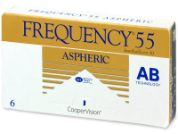 contact-lentile.ro - Lentile de contact - Frequency 55 Aspheric