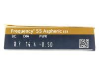 Frequency 55 Aspheric (6lentile)