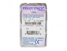 FREQUENCY XCEL TORIC (3lentile)