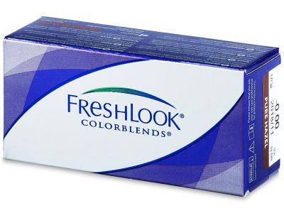 FreshLook ColorBlends - fără dioptrie (2lentile)