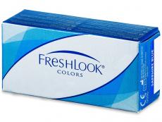 FreshLook Colors  -fără dioptrie (2lentile)