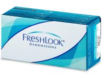 FreshLook Dimensions - fără dioptrie (2lentile)