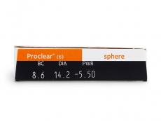 Proclear  Sphere (3lentile)