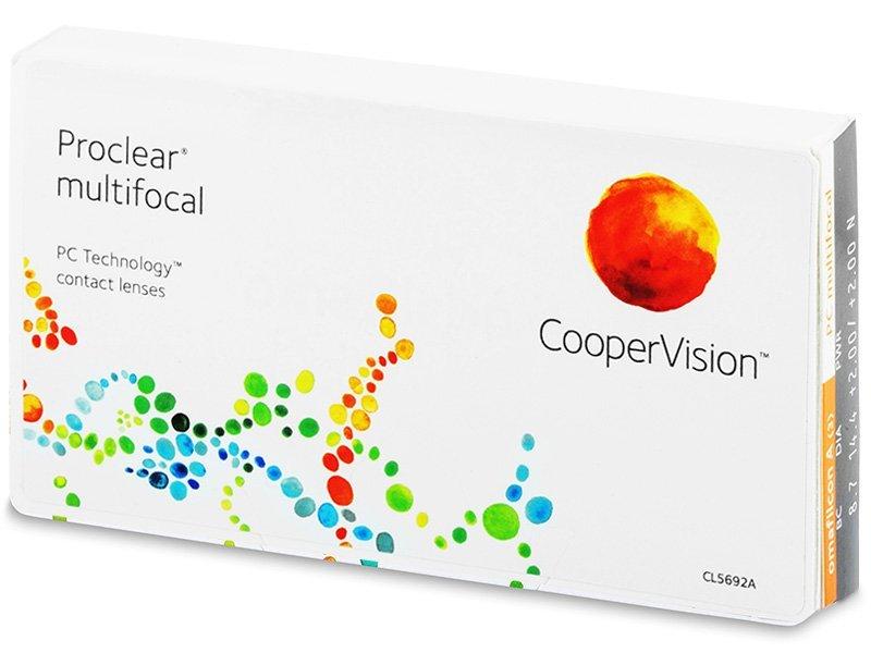 Proclear Multifocal (3lentile)