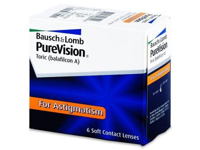PureVision Toric (6lentile)
