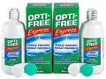 Lentile de contact Alcon - Soluție OPTI-FREE Express 2 x 355 ml