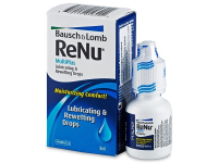 contact-lentile.ro - Lentile de contact - Picături oftalmice ReNu MultiPlus Drops 8 ml