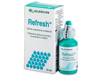 contact-lentile.ro - Lentile de contact - Picături oftalmice Refresh 15 ml
