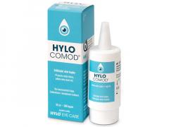 Picături oftalmice HYLO-COMOD 10ml