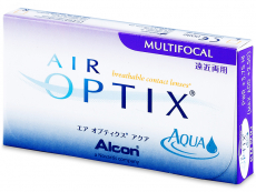 Air Optix Aqua Multifocal (6lentile)