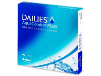 Dailies AquaComfort Plus (90 lentile)