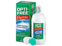 contact-lentile.ro - Lentile de contact - Soluție OPTI-FREE Express 355 ml
