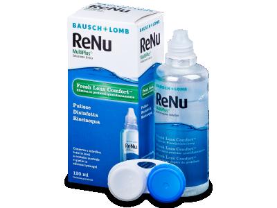 Soluție ReNu MultiPlus 120ml