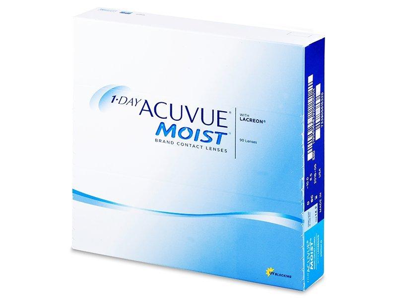 1 Day Acuvue Moist (90lentile)