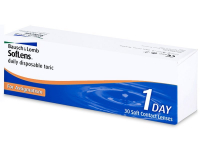 contact-lentile.ro - Lentile de contact - SofLens Daily Disposable Toric