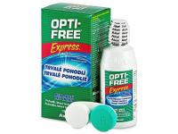 contact-lentile.ro - Lentile de contact - Soluție OPTI-FREE Express 120ml