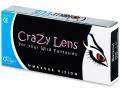 Lentile de contact colorate - Crazy ColourVUE - cu dioptrii (2lentile)
