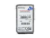 Biofinity (3lentile)