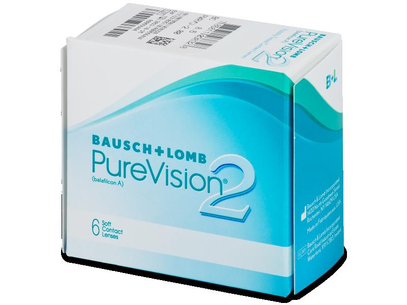 PureVision 2 (6lentile)