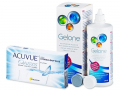 Pachet avantajos lentile + Gelone - Acuvue Oasys (6lentile) +soluțieGelone360ml