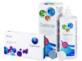 Pachet avantajos lentile + Gelone - Biofinity (6lentile) +soluțieGelone360ml
