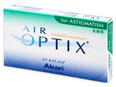 Air Optix for Astigmatism (6 lentile)