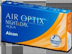Air Optix Night and Day Aqua (6lentile)